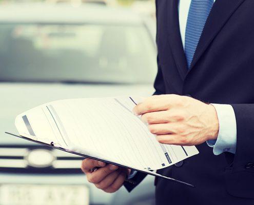 Cómo comprar coche segunda mano - informes trafico